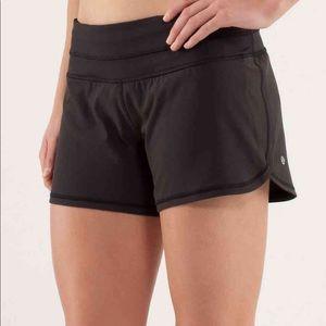 Lululemon Athletica Run Shorts